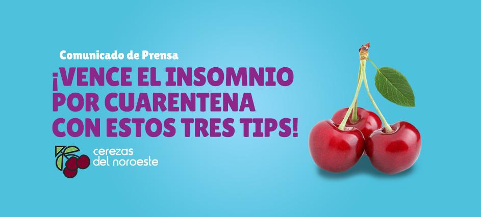¡Vence el insomnio por cuarentena con estos 3 tips!