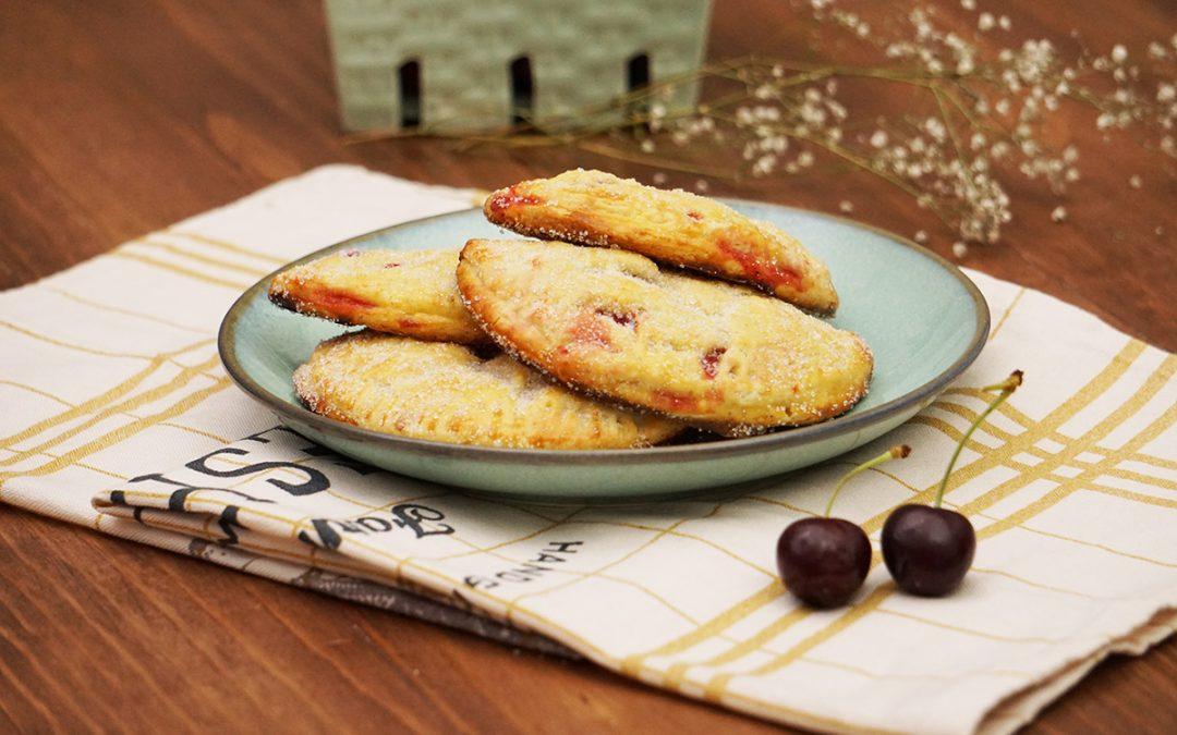 Empanadas de Compota de Cerezas